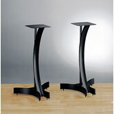 "Heavy Duty 24"" Fixed Height Speaker Stand (Set of 2)"