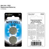 Replacement 2032 Pet Battery (2 Pack)