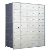 1400 Horizontal Cluster Box Unit