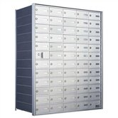 12 Unit High Private Distribution Mailbox