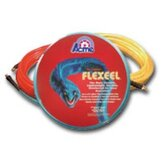 Air Hose Flexeel 3/8 In X 35' W/1/4 In Fittings