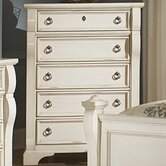 Heirloom 5 Drawer Chest