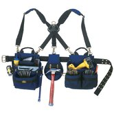 23 Pocket-5 Piece Comfort Lift Tool Belt 1614