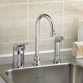 Monterrey Single Control Faucet with Remote Valve