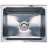 "Magnum 10.5"" Single Bowl Undermount Kitchen Sink"