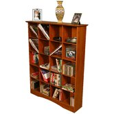 VHZ Entertainment Bookcase / Multimedia Storage Rack