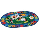 Circletime Ladybug Kids Rug