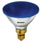 90W PAR38 Halogen Bulb in Blue