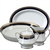 Crestwood Cobalt Platinum 5 Piece Completer Set