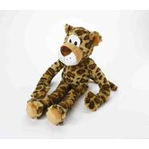 Swingin Safari Leopard Plush Toy