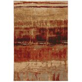 Artois Mericourt Crimson Rug