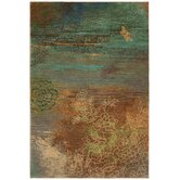 Artois Avion Teal Rug