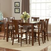 Easton 7 Piece Counter Height Dining  Set