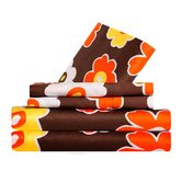 Blossoms Print 350 Thread Count Deep Pocket Sheet Set