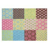 Kidspace Preppy Patchwork Rug