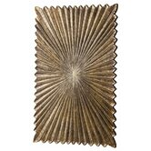 Pavlo Metal / Wood Wall Plaque