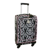 Damask 360 Quattro Carry-on Spinner Upright