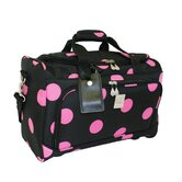 "Dots 12"" City Travel Duffel"