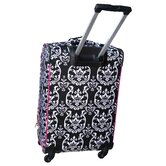 "Damask 360 Quattro 24"" Upright Spinner Suitcase"