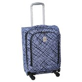 "Brush Strokes 360 Quattro 20"" Upright Spinner Suitcase"