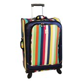 Multi Stripes 360 Quattro Spinner Suitcase