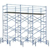 "15"" H x 21"" W Exterior Scaffold Tower"