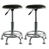 16&quot; AmeriHome Counter / Bar Stool (Set of 2)