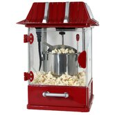 AmeriHome 5 Cup Tabletop Popcorn Maker