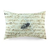 Bee on Notes Pillow