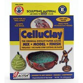 Celluclay Bright White 1 Lb Package