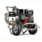 Professional 3000 PSI (Gas/Cold Water) Pressure Washer w/ CAT Pump