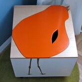 Bertie Toy Box