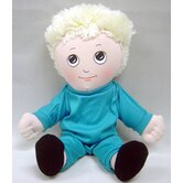 Dolls White Boy Doll Sweat Suit