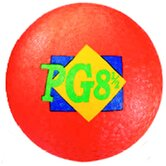 Playground Ball 8-1/2 Orange