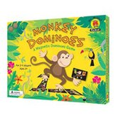 Monkey Dominoes A Magnetic Dominoes