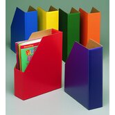 Magazine Files 6/pk One Each Green