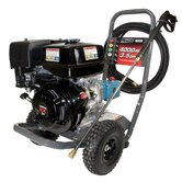 Maxus 4000 PSI Cold Water Gas Powered Pressure Washer