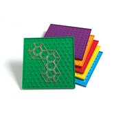 9in Double Sided Geoboards