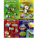 Go Green Teaching Poster Set