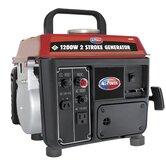 1200W Portable Rated 2 Stroke Generator