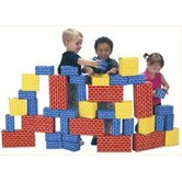 Imagibricks Giant Building 40pc Set