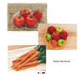 Fruits &amp; Vegetables Poster Set-14