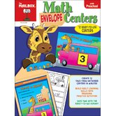 Math Envelope Center Pk