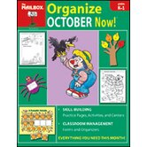 Organize October Now K-1