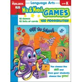 Mix Match Games Language Arts Gr K