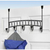 Twist 5 Hook Rack