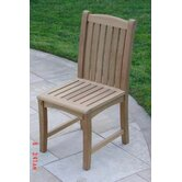 Teakwood Compton Dining Side Chair