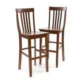 School House 30&quot; Barstool in Classic Cherry