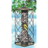 Preserve Bird Feeder in Silver