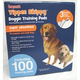 Yippie Skippy 100 Training Pads
